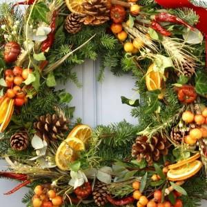 Festive Wreath 2014